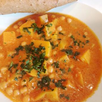 Kichererbsen Kuerbis Curry Pflanzenoele Kovacs